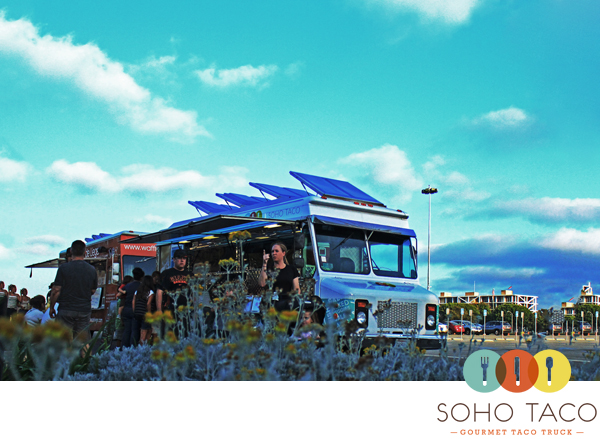 Soho Taco Gourmet Taco Truck - OC Fair & Events Center - Wednesday - September 19 2012