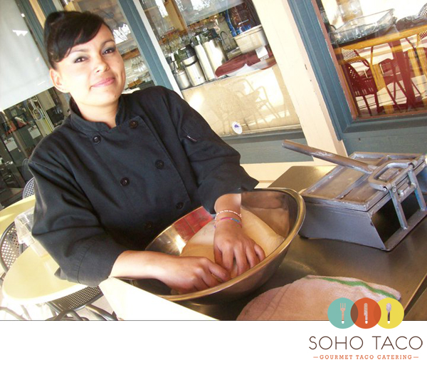 SoHo Taco Gourmet Taco Catering & Food Truck - Employee of the Month - Angelica - Main