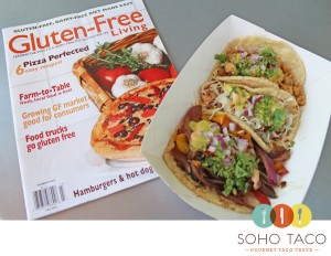 SoHo Taco Gourmet Taco Catering & Food Truck - Gluten Free Magazine - Featured Article
