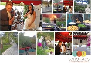 SoHo Taco Gourmet Taco Catering - Wedding - Laguna College of Art & Design - Laguna Beach - Orange County CA