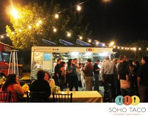 SoHo Taco Gourmet Taco Truck - Legacy Farms PMA Party - Anaheim - Orange County CA