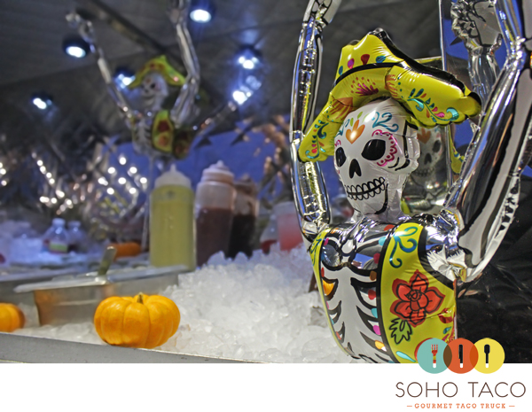 SoHo Taco Gourmet Taco Truck - OC Fair & Event Center - Costa Mesa - Orange County - Halloween Night
