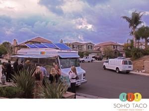 SoHo Taco Gourmet Taco Truck - Private Food Truck Catering - Yorba Linda - Orange County CA