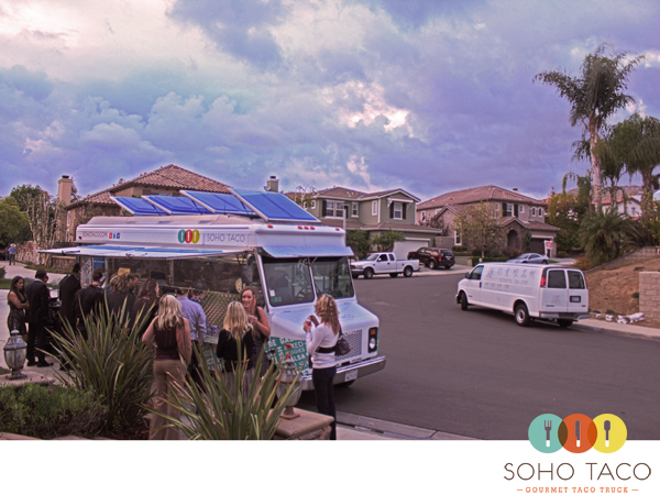 SoHo Taco Gourmet Taco Truck - Private Food Truck Catering - Yorba Linda - Orange County CA