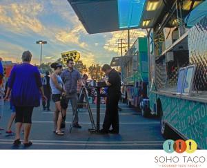 SoHo Taco Gourmet Taco Truck - Truck Squad - Best Buy - Fullerton - Orange County - CA