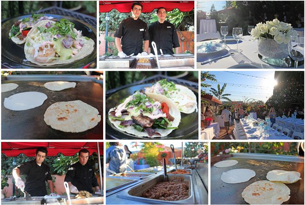 Soho Taco Gourmet Taco Catering - Engagement Party - Baldwin Park - Los Angeles CA - Facebook