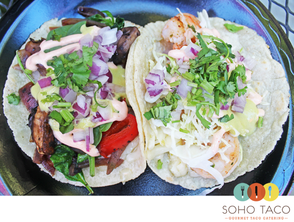 Soho Taco Gourmet Taco Catering - Engagement Party - Baldwin Park - Los Angeles CA