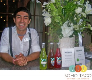 SoHo Taco Gourmet Taco Catering - Cal Tech Wedding - Pasadena - Los Angeles - Pierre Espino - Employee of the Month