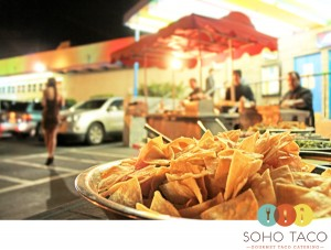 SoHo Taco Gourmet Taco Catering - Drai's of Hollywood - Moonlight Rollerway - Glendale - Los Angeles County - CA - Main
