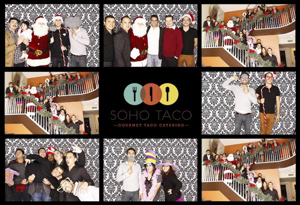 SoHo Taco Gourmet Taco Catering & Food Truck - Orange County - Feliz Noche Buena y Feliz Navidad - Merry Christmas