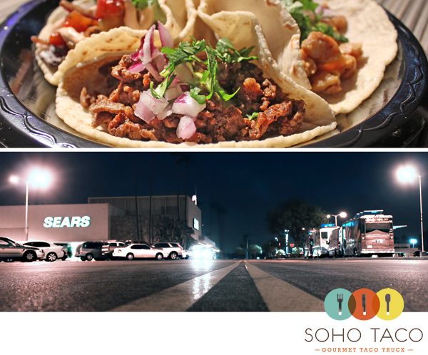 Tonight 5PM we join our food truck buddies mere steps outside the Sears entrance located at 8150 La Palma Ave, Buena Park, CA.