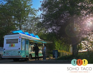 SoHo Taco Gourmet Taco Truck - OC Museum of Art - OCMA - Newport Beach - Orange County CA