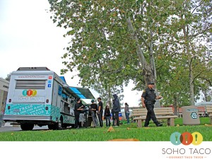 SoHo Taco Gourmet Taco Truck - Saddleback College - Mission Viejo - Orange County - CA