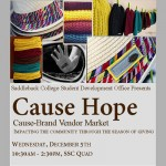 SoHo Taco Gourmet Taco Truck - Saddleback College - Mission Viejo - Orange County - CA - Cause Hope Flyer