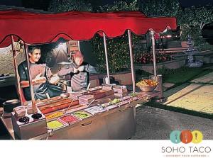 SoHo Taco Gourmet Taco Catering - Villa Park - Orange County - CA