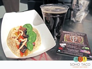 SoHo Taco Gourmet Taco Truck - Noble Ale Works - Anaheim - Orange County - Anniversary Party