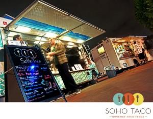 SoHo Taco Gourmet Taco Truck - OC Fairgrounds - Costa Mesa - Orange County