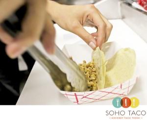 SoHo Taco Gourmet Taco Truck - Orange County - Pollo Asado