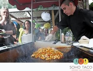 SoHo Taco Gourmet Taco Catering - Baby Shower - Costa Mesa - Orange County - CA