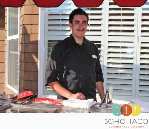 SoHo Taco Gourmet Taco Catering - Huntington Beach - Orange County - Charlie - Employee of the Month (Main)