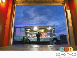 SoHo Taco Gourmet Taco Truck - The Bruery - Placentia - Orange County CA