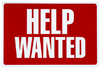 SoHo Taco Gourmet Taco Catering & Food Truck - Help Wanted Sign