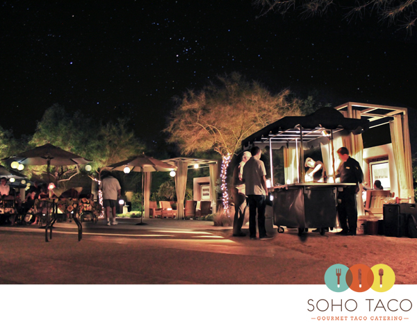 SoHo Taco Gourmet Taco Catering - Norman Murray Community Center - Mission Viejo - Orange County CA