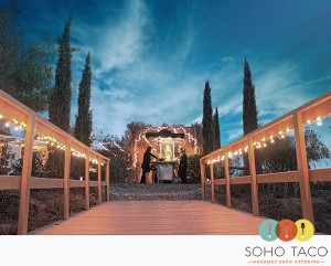 SoHo Taco Gourmet Taco Catering - Wedding - Abbott Manor - Temecula - Riverside County - Main