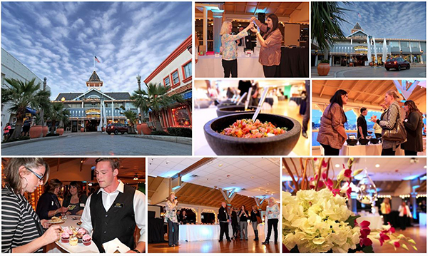 SoHo Taco Gourmet Taco Catering - Weddings - OC Brides - Harborside Pavillion - Balboa Penninsula - Newport Beach - CA
