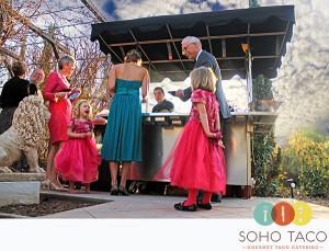 SoHo Taco Gourmet Taco Catering - Weddings Reception - Temecula - Riverside County - CA