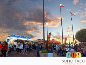 SoHo Taco Gourmet Taco Truck - OC Fair & Event Center - Costa Mesa - Orange County CA