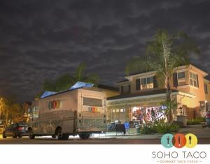 SoHo Taco Gourmet Taco Truck - Private Food Truck Catering - Laguna Niguel - Orange County CA