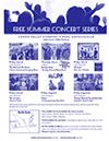 Laguna Niguel Summer Concert Series 2013 (Official Flyer)