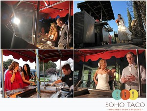 SoHo Taco Gourmet Taco Catering - Weddings - Los Angeles - Orange County
