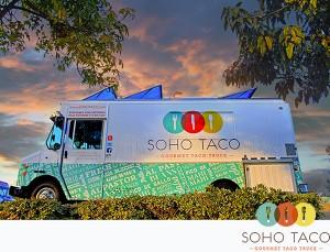 SoHo Taco Gourmet Taco Truck - Irvine Lanes - Irvine - Orange County CA