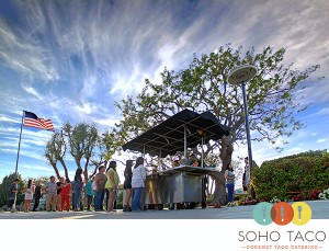 SoHo Taco Gourmet Taco Catering - Graduation Party - Buena Park - Orange County CA
