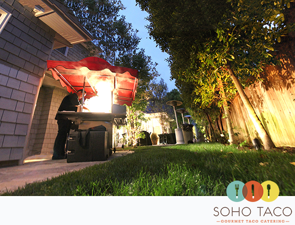 SoHo Taco Gourmet Taco Catering - Newport Beach Film Festival - Newport Beach - Orange County CA
