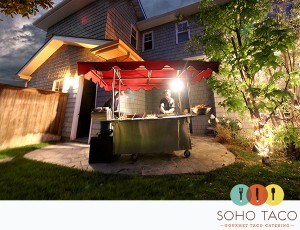 SoHo Taco Gourmet Taco Catering - Newport Beach - Orange County CA