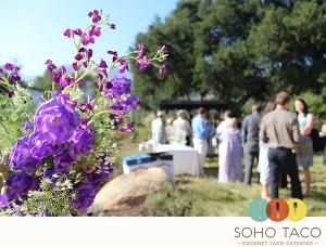 SoHo Taco Gourmet Taco Catering - Wedding - Santa Barbara CA