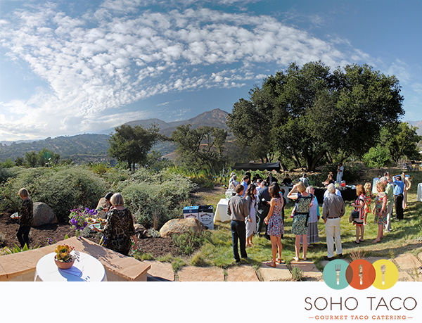 SoHo Taco Gourmet Taco Catering - Wedding - Santa Barbara - CA