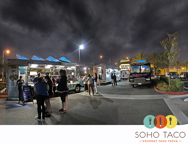 SoHo Taco Gourmet Taco Truck - Best Buy - City of Orange - East Orange - Orange County CA