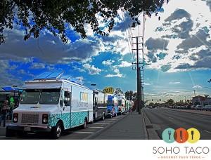 SoHo Taco Gourmet Taco Truck - Best Buy - Fullerton - Orange County CA