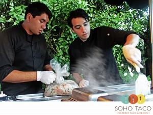SoHo Taco Gourmet Taco Catering - Employee of the Month - Yunuel - Orange County CA - Newport Beach