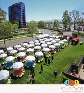 SoHo Taco Gourmet Taco Catering - South Coast Metro - Santa Ana - Orange County CA