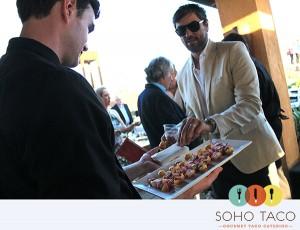 SoHo Taco Gourmet Taco Catering - Wedding - Joshua Tree - Sacred Sands Resort - Appetizers