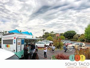 SoHo Taco Gourmet Taco Truck - Roger's Gardens - Newport Beach - Orange County - CA