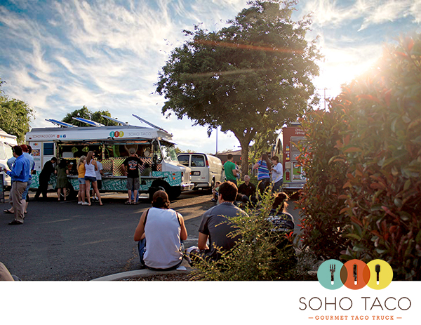 SoHo Taco Gourmet Taco Truck - Truck Squad - Fullerton CA