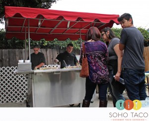 SoHo Taco Gourmet Taco Catering - Baldwin Park - Employee of the Month - Carlos - Photo Inset