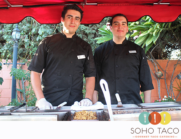 SoHo Taco Gourmet Taco Catering - Baldwin Park - Employee of the Month - Charlie - Carlos - Main Photo