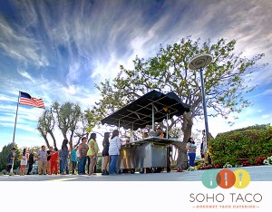 SoHo Taco Gourmet Taco Catering - Buena Park - Orange County - Graduation Party - Main Photo